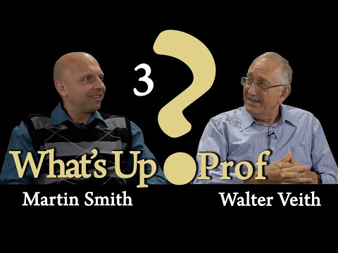 Walter Veith & Martin Smith - Coronavirus, Noahide Laws, End Time - What's Up Prof? 3