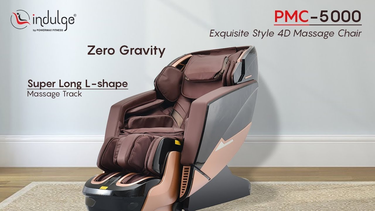 comtek massage chair ikea accent chairs indulge pmc 5000 4d zero gravity with airbag rotation by powermax fitness