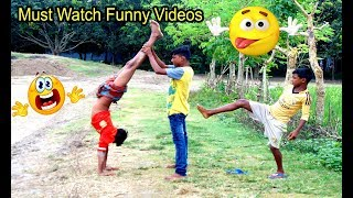 Must Watch Funny🌹🌹Comedy Videos 2018 - Episode 40 || Jewels Funny ||