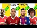 Transfer News - Arsenal interested in David Luiz   Coutinho leaving Liverpool, Other News!