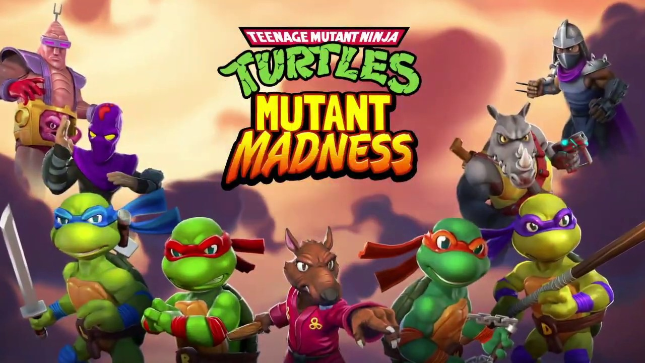 New Teenage Mutant Ninja Turtles Game Announced For Mobile Devices