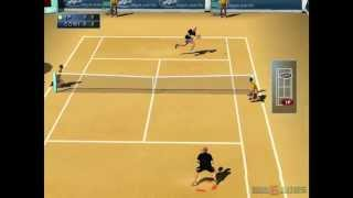 Agassi Tennis Generation - Gameplay PS2 HD 720P (PCSX2)