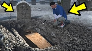 What Happens if Franklin Discovers Brad&#39s Grave
