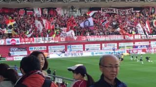 2017年4月1日(土)vs浦和レッズ @ノエビアスタジアム神戸.