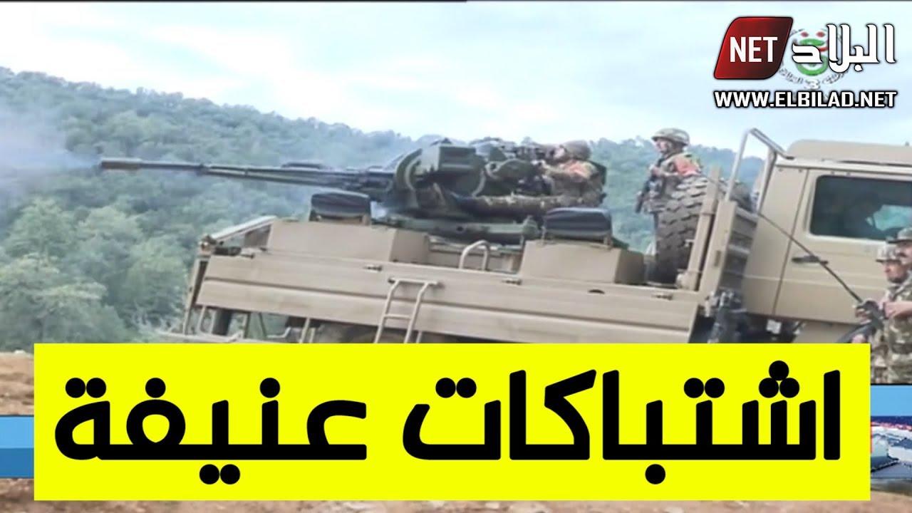 فيديو يعرض لأول مرة للعملية التي نفذها الجيش الوطني الشعبي ضد جماعات ارهابية بسكيكدة