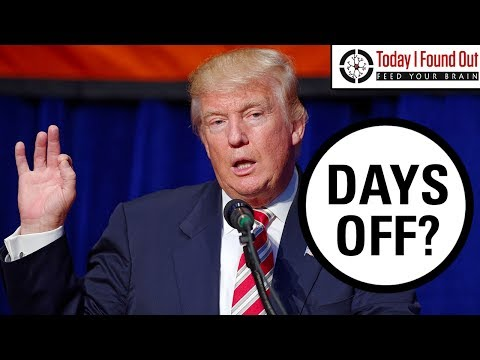 Does the President Get Sick Days?
