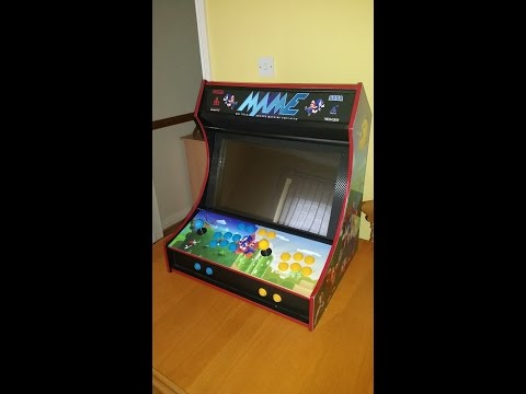 MAME Arcade Machine DIY Project