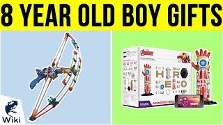 10 Best 8 Year Old Boy Gifts 2019