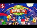 Bowmasters: head shot