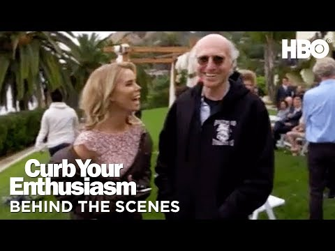Back on Set for Season 9 w/ Larry David, J.B. Smoove & More | Curb Your Enthusiasm (2017) | HBO