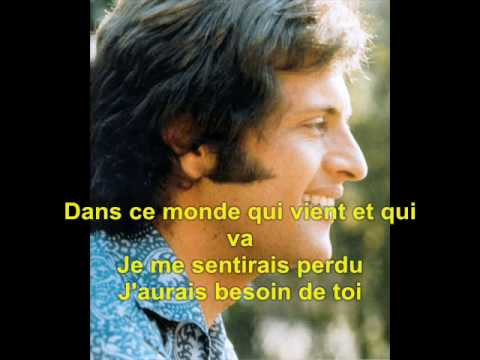 Et Si Tu NExistais Pas  Joe Dassin Lyrics