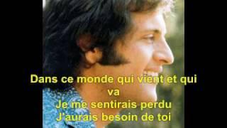Download Et Si Tu N'Existais Pas - Joe Dassin Lyrics Mp3 and Videos