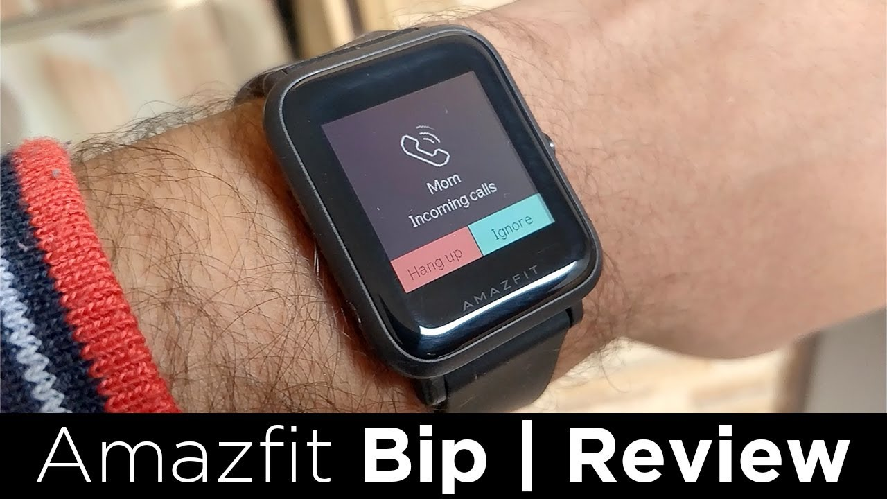 625bce71fc3 Amazfit Bip SmartWatch Review with Pros   Cons
