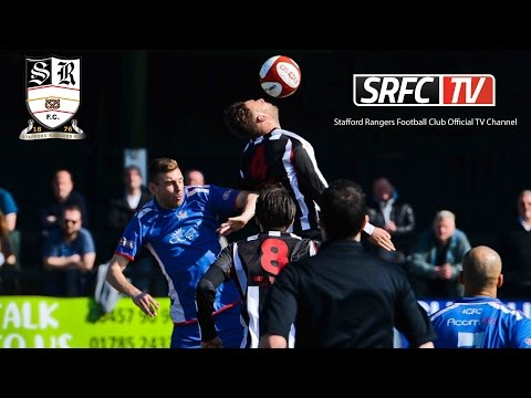 Match Highlights | Gresley FC v Stafford Rangers | 27-10-15
