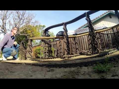 Glenn's Garden Railway