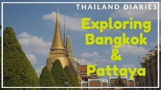 Explore BANGKOK & PATTAYA | Budget nearby attractions | To - do's | Travel Guide