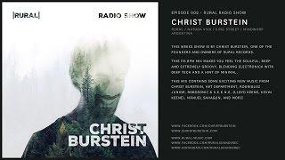 Rural Radio Show 002 Christ Burstein