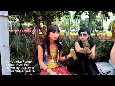 Putri Fei - Aku Pengen - Contribute by HK Community - NSTV