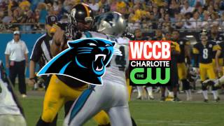 Panthers vs Steelers Thursday at 7pm on WCCB