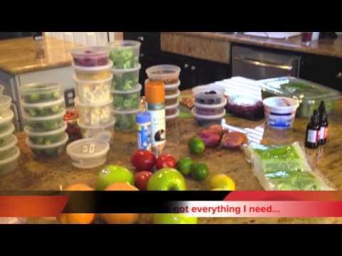 HCG Diet Meal Prep