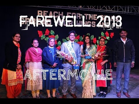 AFTERMOVIE || Little Flower School, Jamshedpur || FAREWELL-2018