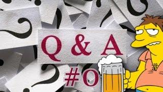 BEZDOMNY MENEL – Q&A #0