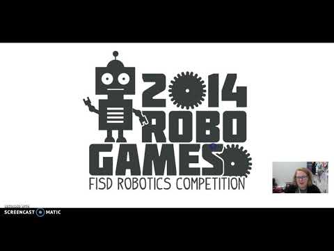 May 4th Robotics Competition Logo Design Video Youtube