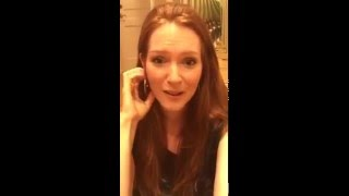Darby Stanchfield - Periscope 15/09/23 (1/2)