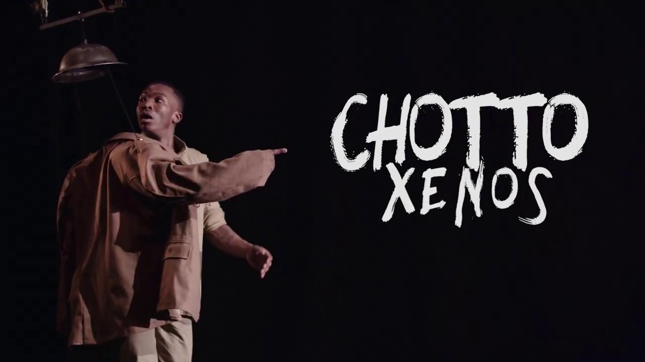 Akram Khan Company   Chotto Xenos Teaser