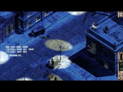 Commandos 2: Destination Paris 1.42 - [L3] The Blank of the Snow - Co-op