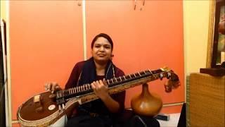 ghazal-salona-sa-sajan-asha-bhosle-punya-srinivas-on-veena