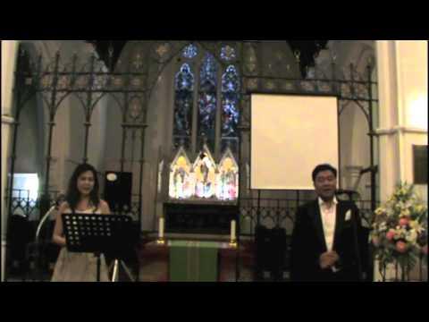 """The Prayer"" - Fenny Trisno-Atmodjo and Peter Kim"