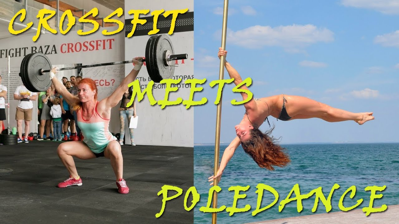 pole dance o crossfit