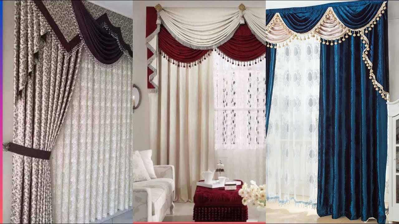 60 Top Amazing And Stunning Curtains Design Ideas 2020 Curtain Design Ideas Home Decor Ideas Youtube
