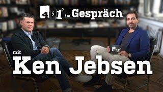 Ken Jebsen von KenFM im Privat-Gespräch | 451 Grad | 74