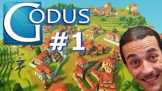 Godus #1 SONO DIO!!! - Godus Gameplay ITA (Pc)