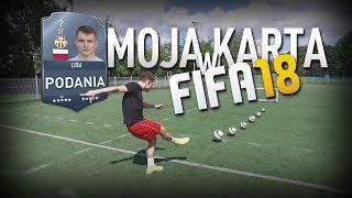 MOJA KARTA FIFA 18 - PODANIA!   Lis Pola Karnego odc. 3
