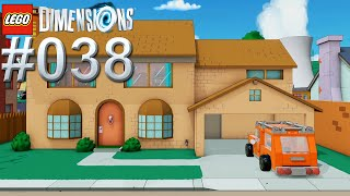 LEGO DIMENSIONS #038 The Simpsons Level Pack ★ Let's Play LEGO Dimensions [Deutsch]
