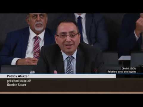 Planification de l'immigration - Audition Gestion Stuart et Eterna (immigrants investisseurs)