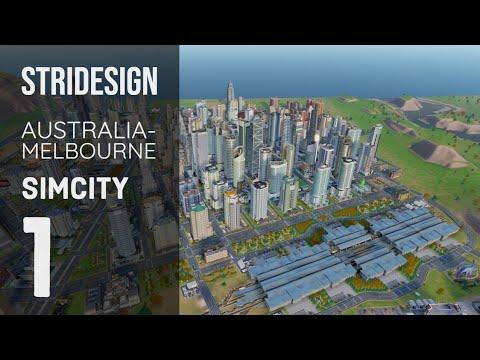 EP 1- STRIDESIGN   AUSTRALIA- MELBOURNE   SIMCITY