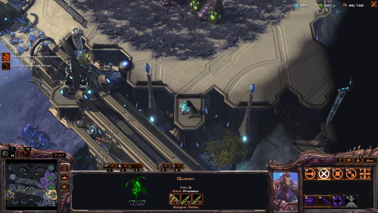 Longest Starcraft Game