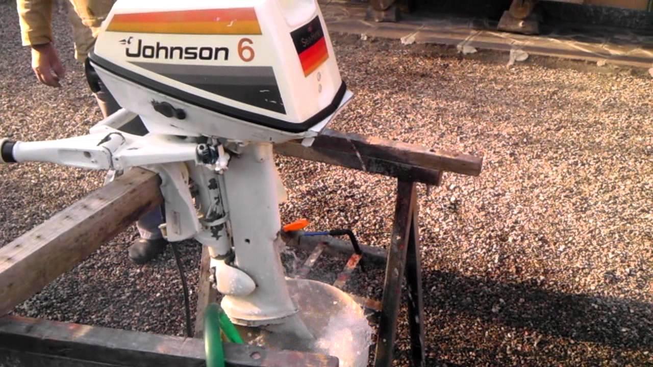 Johnson 6cv doovi for Johnson marine italia