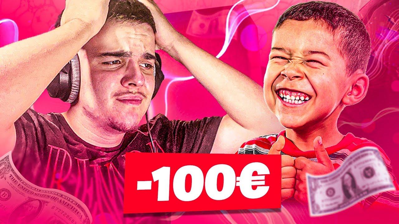 Download J'OFFRE 100€ À CET ABONNÉ S'IL ME BAT #2