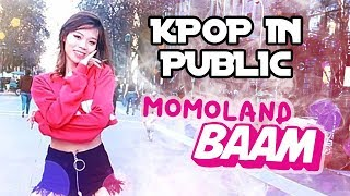 【KPOP IN PUBLIC】MOMOLAND(모모랜드) _ BAAM (Turning Around Ver.) dance cover