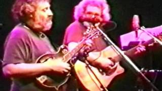 Grateful Dawg - Jerry Garcia & David Grisman - Warfield Theater, SF 2-2-1991 set1-11
