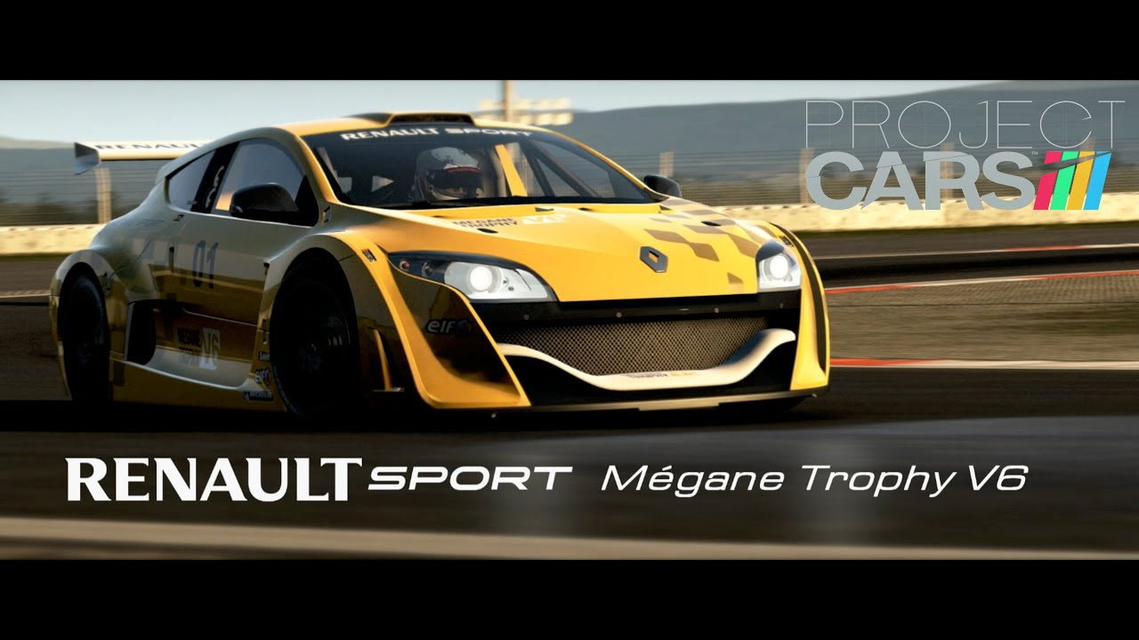 Project CARS   Renault Sport Car Pack #7 | PS4, XB1, PC