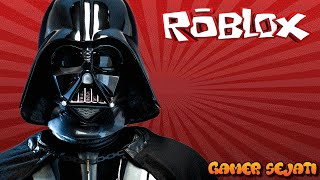 DARTH VADER !!! | Part-8| | Before The Dawn| - Roblox Indonesia -