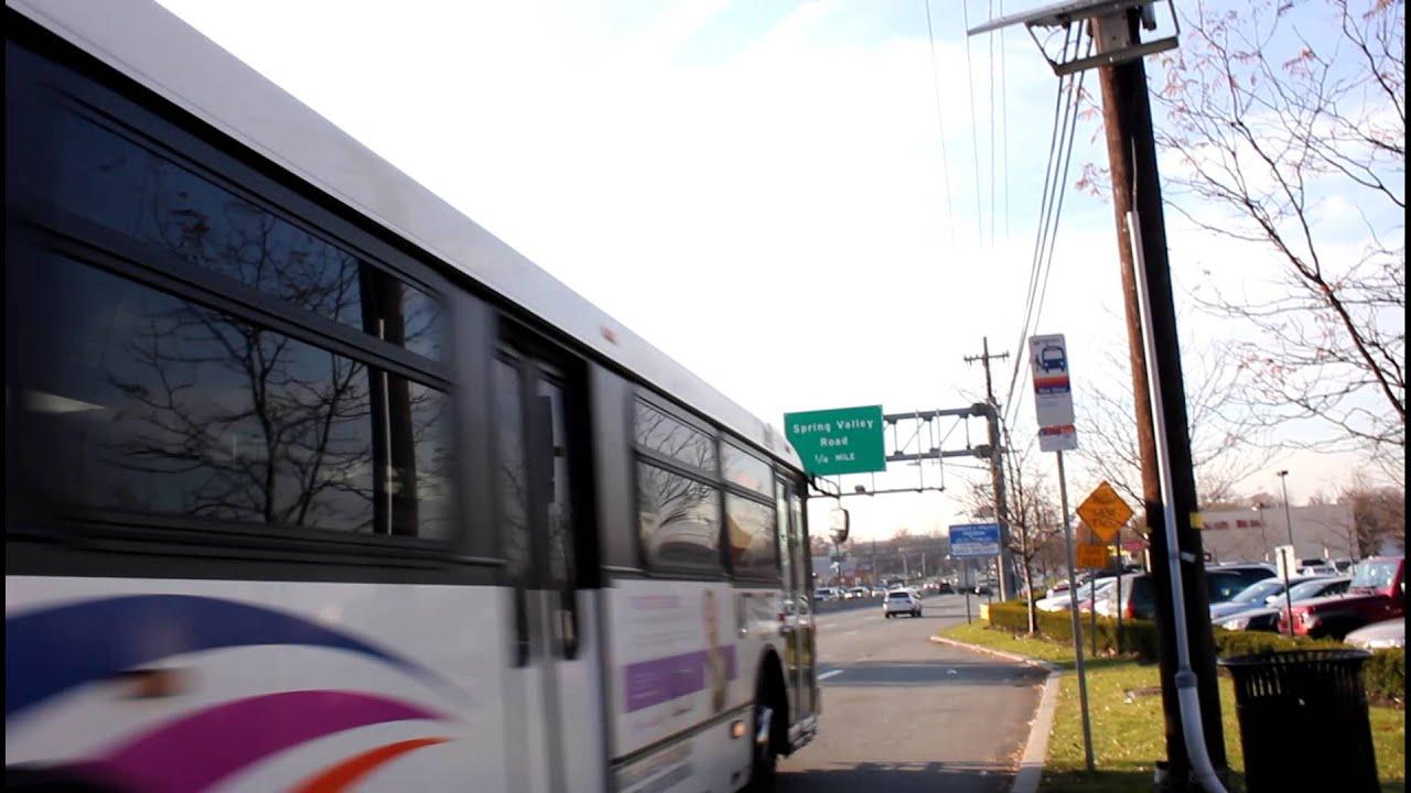 Nj Transit Bus Nabi 416 15 5439 On The 171 On Route 4