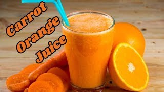 Great Benefits of Carrot Juice | carrot juice in tamil | கேரட் ஜூஸ் recipe  by Healthy & Yummy