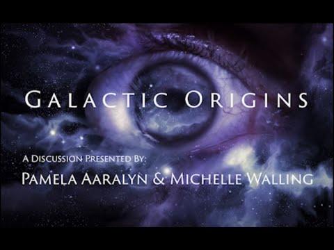 Galactic Origins- Pamela Aaralyn and Michelle Walling